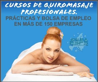Cursos de masaje en Coruña escuela europea parasanitaria
